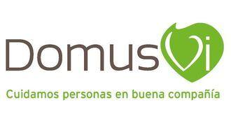 Logo de DomusVi