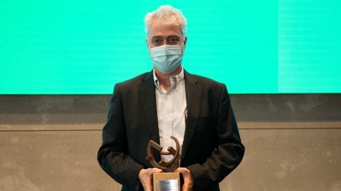 Fundación Maria Wolff recibe el reconocimiento en I+D en los Premios Dependencia y Sociedad de la Fundación CASER