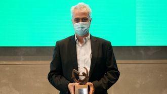 El director de investigación de la Fundación, Ruben Muñiz.