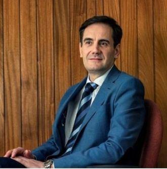 El presidente de la Sociedad Española de Enfermería Geriátrica y Gerontológica (SEEGG), Fernando Martínez Cuervo.