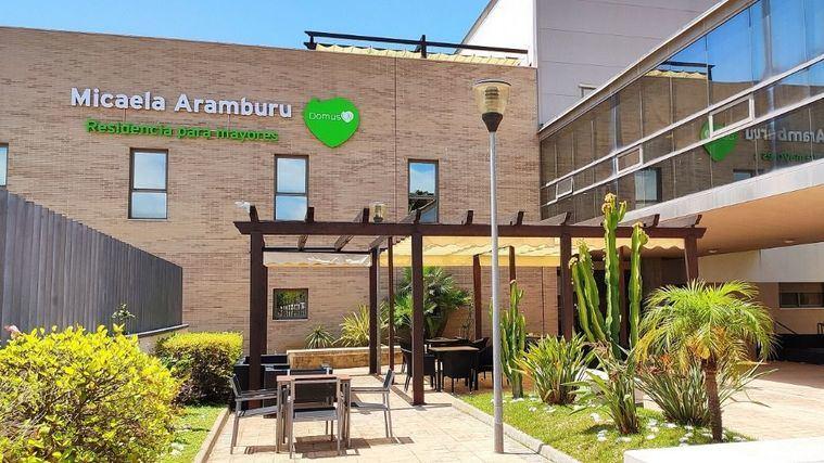 Residencia Micaela Aramburu.