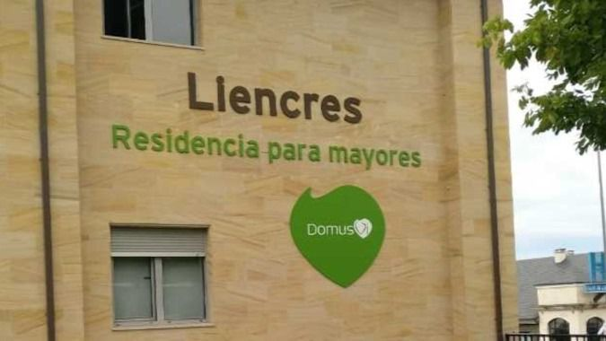 Centro residencial DomusVi Liencres.