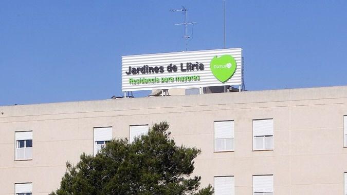 Residencia Jardines de Llíria.