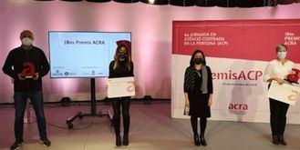 Ganadores de los Premis ACRA 2020.
