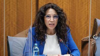 la Consejera de Igualdad, Políticas Sociales y Conciliación, Rocío Ruiz.