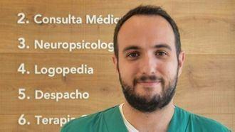 Eduardo Enríquez Valcárcel, director de Proyectos de la Fundación Casaverde.