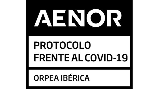 Todas las residencias de ORPEA obtienen el certificado AENOR por sus protocolos frente a la Covid-19