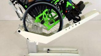 Sermade cuenta con un gabinete odontológico específico para atender a personas usuarias de sillas de ruedas.