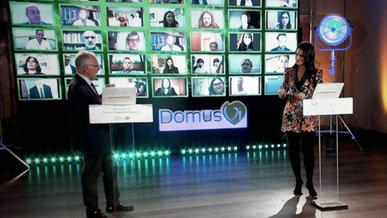La Fundación DomusVi homenajea a sus residentes y trabajadores en la V Edición de sus premios anuales