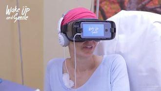 Realidad Virtual como terapia en hospitales y residencias de mayores.