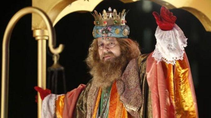 Historietas: El rey Gaspar, por Susana Sierra