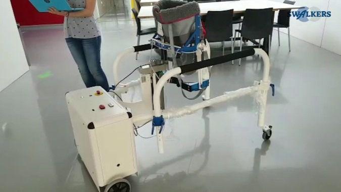 Albertia Servicios Sociosanitarios desarrolla un proyecto que mejora la recuperación de la fractura de cadera