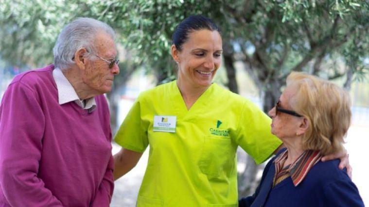 Fundación Casaverde y Vegenat Healthcare desarrollan el estudio de una dieta enriquecida para los mayores
