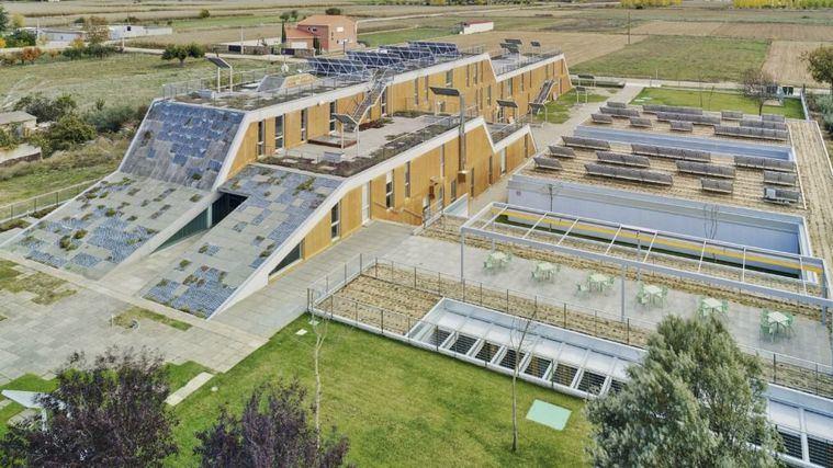 Arquitectura y Residencias: Una residencia Passivhaus en Zamora
