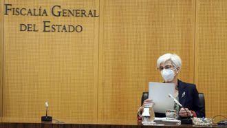 La fiscal de Sala Coordinadora de la Unidad de Personas con Discapacidad y Mayores, María José Segarra.