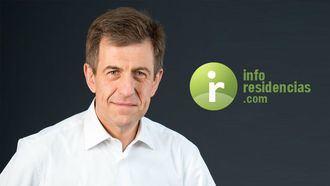 El director de Inforesidencias.com, Josep de Martí.