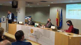 Presentación del proyecto Mayores Europa.