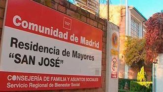 Residencia de mayores San José de la Comunidad de Madrid
