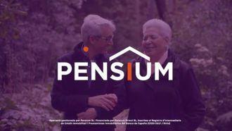 Fotograma del spot de TV de Pensium.