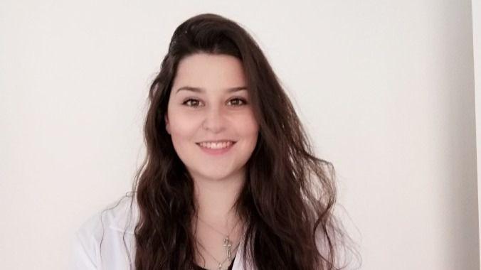 Noelia Porras (trabajadora social):