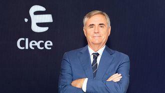 Cristóbal Valderas, presidente de Clece.