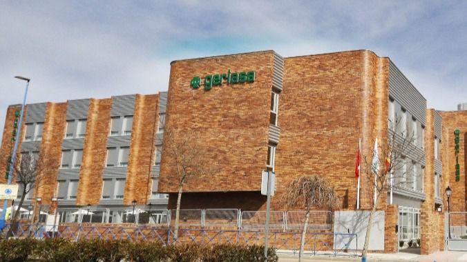 Residencia de Geriasa en Rivas Vaciamadrid.