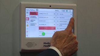 Sistema de Llamada a Enfermera de Medicip Health.