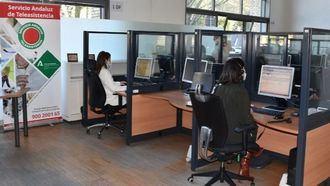 Servicio andaluz de Teleasistencia.
