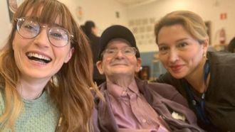 Adopta Un Abuelo, la iniciativa líder en acompañamiento a mayores que conecta generaciones