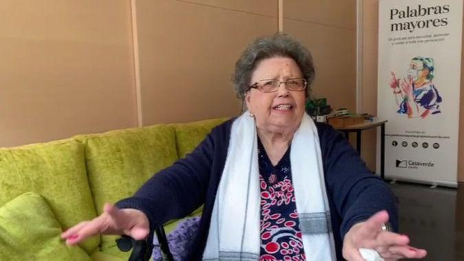 El Grupo Casaverde rinde homenaje a una residente de Guardamar del Segura que cumple 101 años