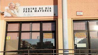 Centro de día para personas mayores en Getafe, Madrid.