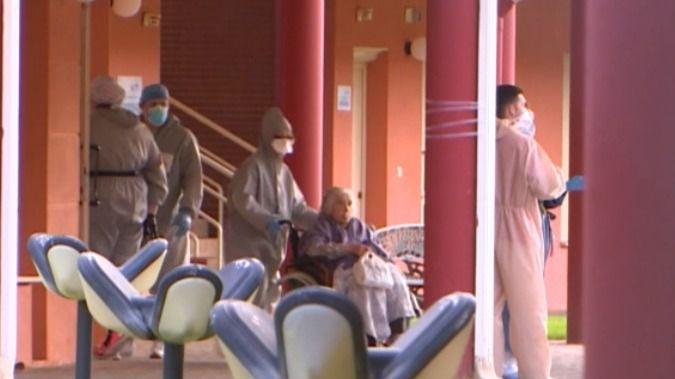 Responsabilidad judicial de los centros de mayores durante la pandemia