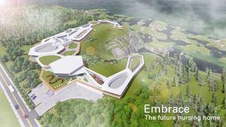 Arquitectura y Residencias: Una residencia futurista gana un premio internacional