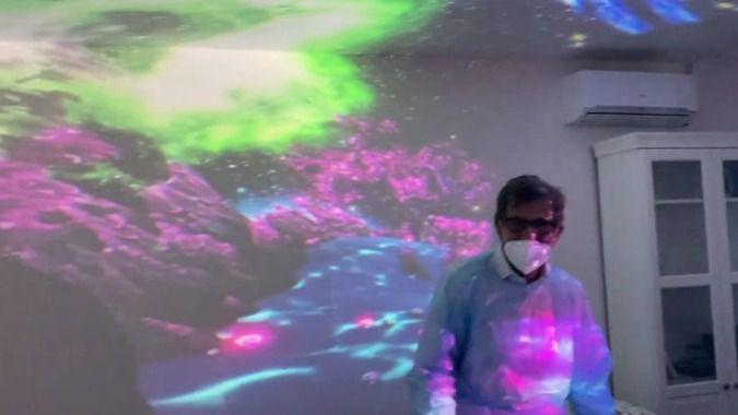 Canal Inforesidencias.com: Un proyector de vídeo inmersivo 360 para que toda la habitación sea 3D