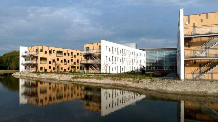 Arquitectura y Residencias: Diseño de la residencia Vivaldi en Holanda