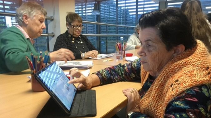 IMQ Igurco y KWIDO desarrollan una plataforma tecnológica de cuidados en el hogar
