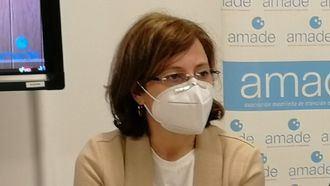 La directora general de Amade, Inmaculada Cerejido.