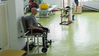 Ejercicios de rehabilitación.