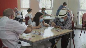 Centro de día para personas mayores y discapacitados.