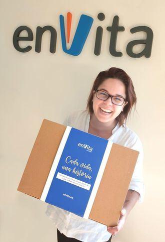 Sandra Martínez Iglesias, Digital Manager en Envita.