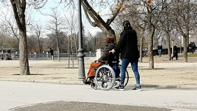 Lares denuncia la ausencia de diálogo en la aprobación de la reforma de la Ley sobre discapacidad