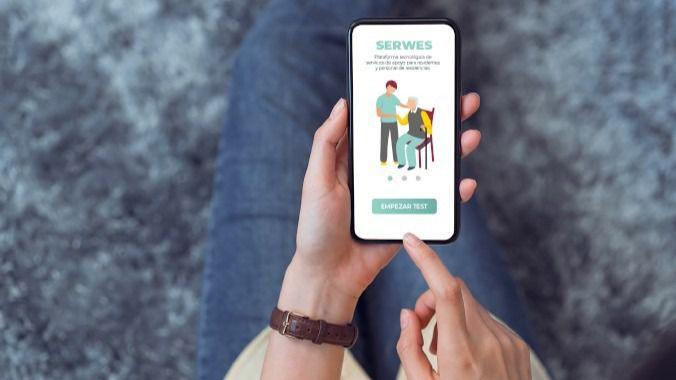 DomusVi colabora en el desarrollo de SERWES, una plataforma tecnológica especializada en atención geriátrica