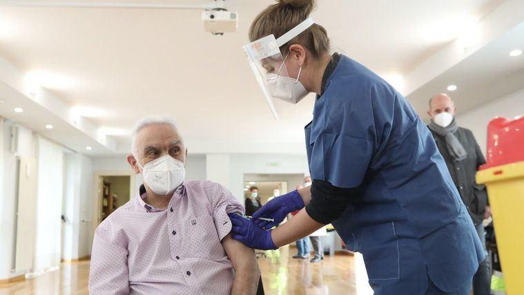 Destacan la importancia de la coordinación con Salud para la gestión de la pandemia en las residencias