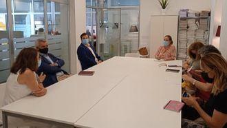 Javier Benavente inaugura el primer Encuentro de empresarios organizado por Amade.
