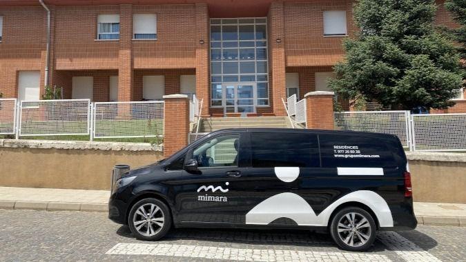 Grupo Mimara asume la gestión de la residencia de mayores 'Nuestra Señora del Rosario' en Tardelcuende (Soria).