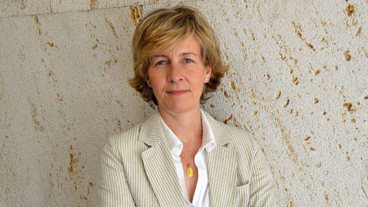 Natalia Roldán, presidenta de AESTE y subdirectora general de EULEN Servicios Sociosanitarios.