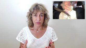 La directora de Marketing de Inforesidencias.com, Anna Cebrián, ofrece consejos para los que viajan este verano con una persona mayor con demencia.