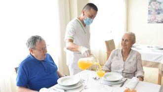DomusVi impulsa el proyecto Nutri+ indicado para personas con necesidades nutricionales especiales.
