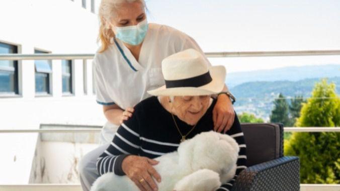 Mayores con demencia mejoran los síntomas a través de innovadoras terapias no farmacológicas