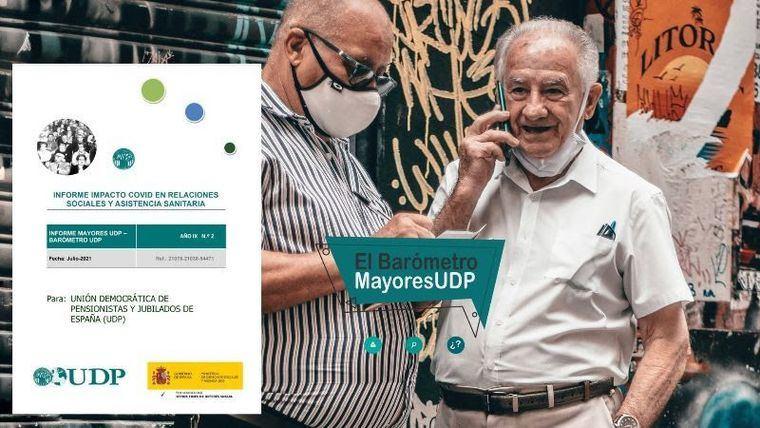 Barómetro Mayores UDP.